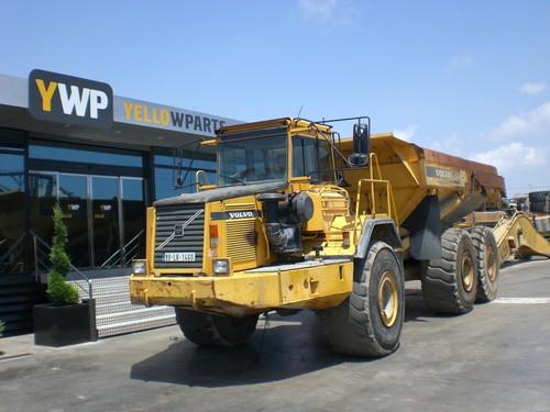 VOLVO A40 1546 | Articulated Dump Trucks